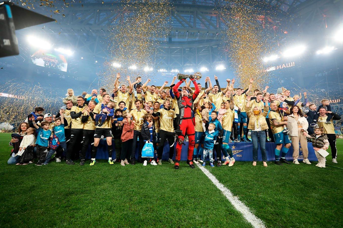В Госдуме отреагировали на досрочное завоевание чемпионства «Зенитом»
