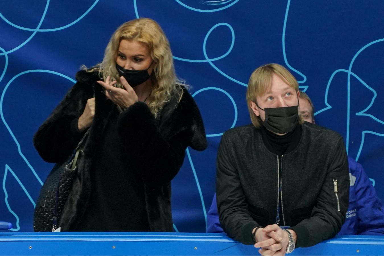 Тутберидзе прокомментировала информацию о возможном возвращении Трусовой