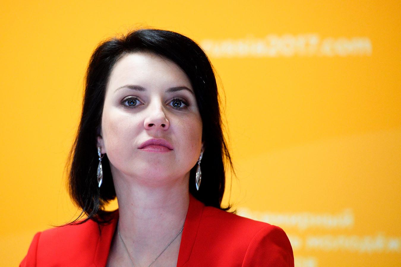 Слуцкая резко отреагировала на обвинения американца в адрес российских фигуристок