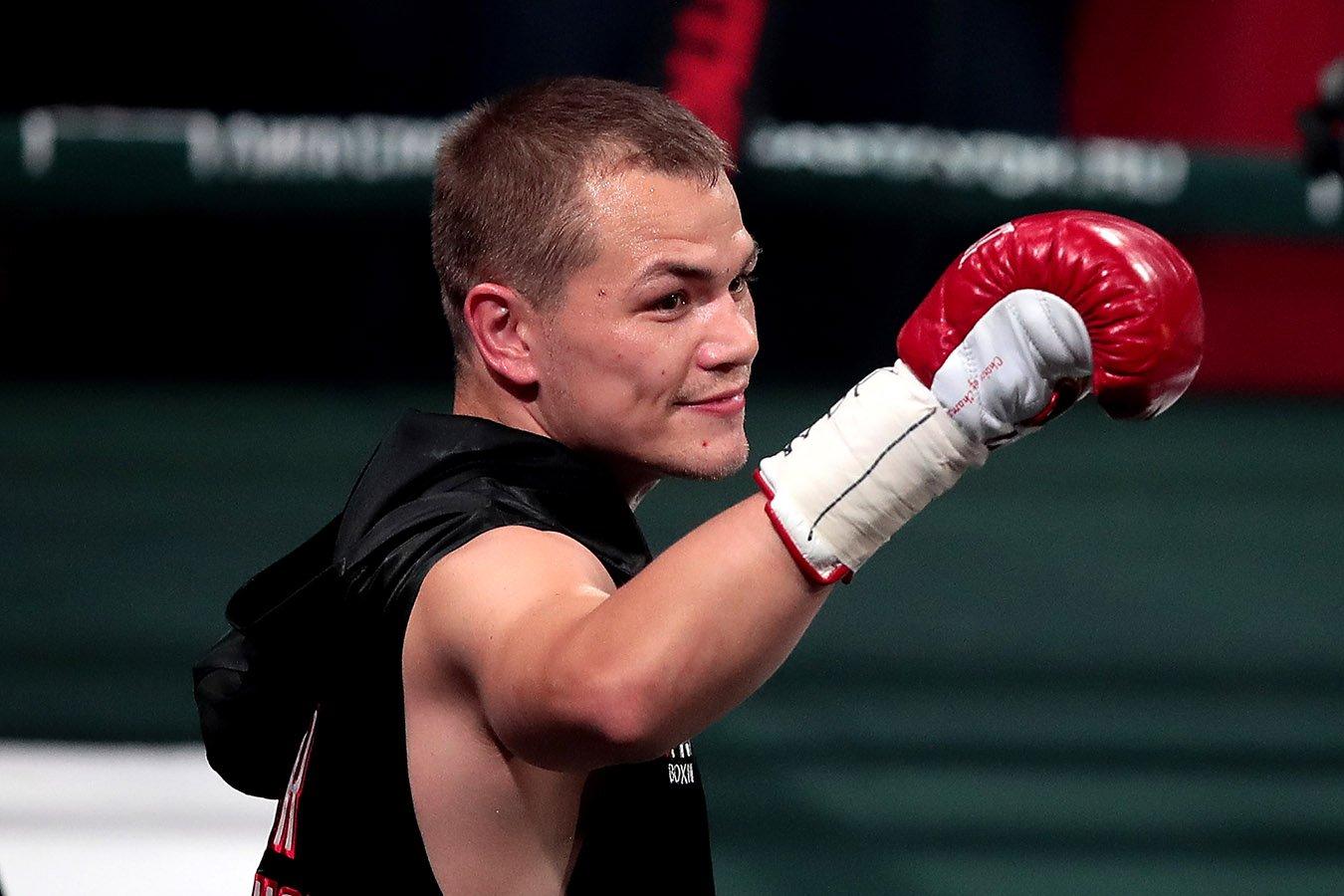 Фёдор Чудинов победил Либенберга и защитил титул по версии WBA Gold