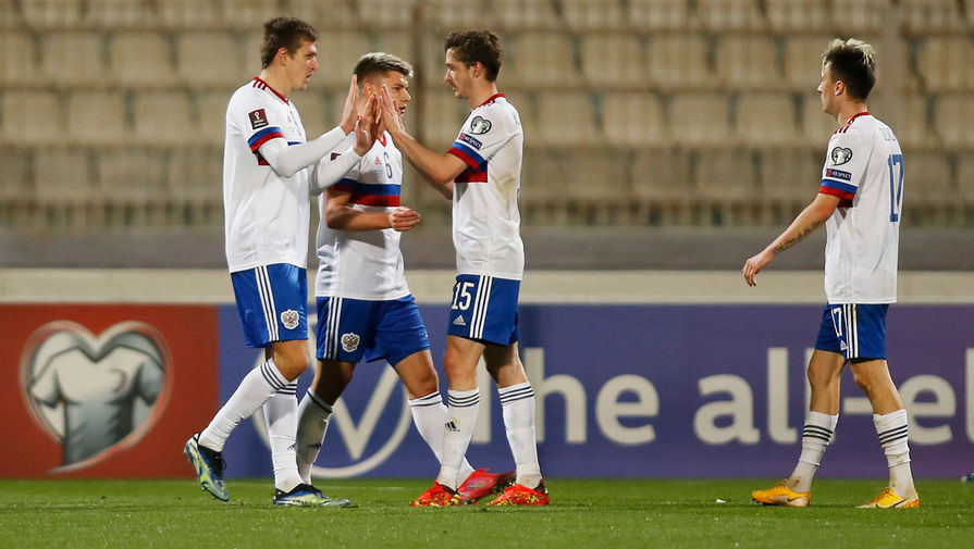 Мостовой поблагодарил вратаря сборной Мальты за два мяча