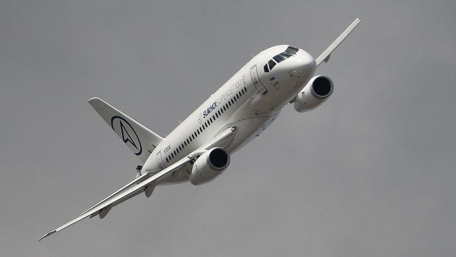 Дальневосточной авиакомпании в этом году поставят первый Superjet 100