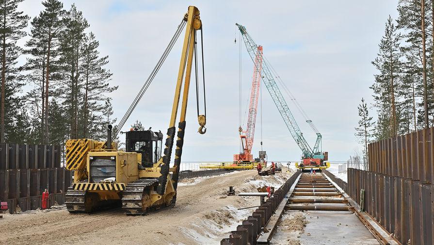 'Газпром' планирует ввести 'Северный поток - 2' в эксплуатацию в 2021 году