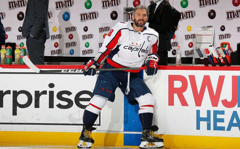 Овечкин забросил 726-ю шайбу в НХЛ