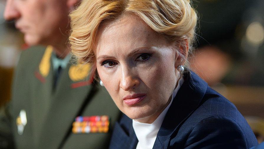 Яровая попросила Бастрыкина принять меры за призывы к суициду в соцсетях
