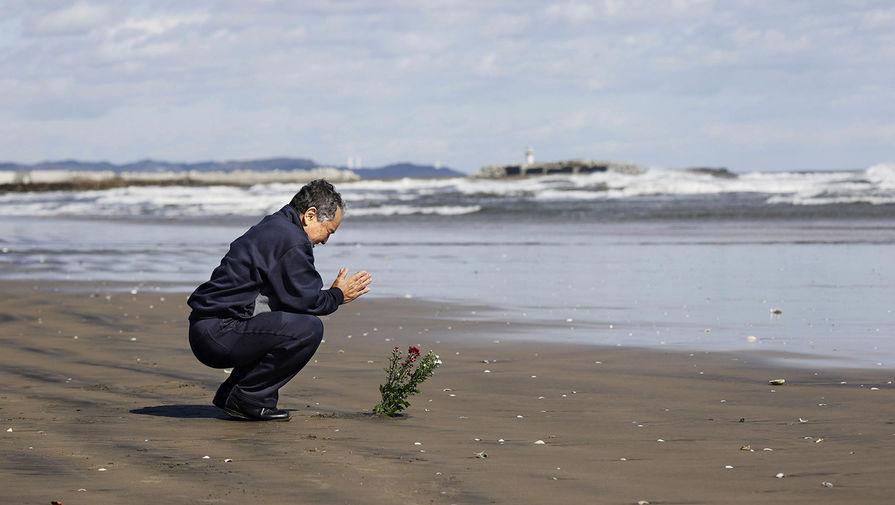У побережья Фукусимы зарегистрировано землетрясение магнитудой 6,0
