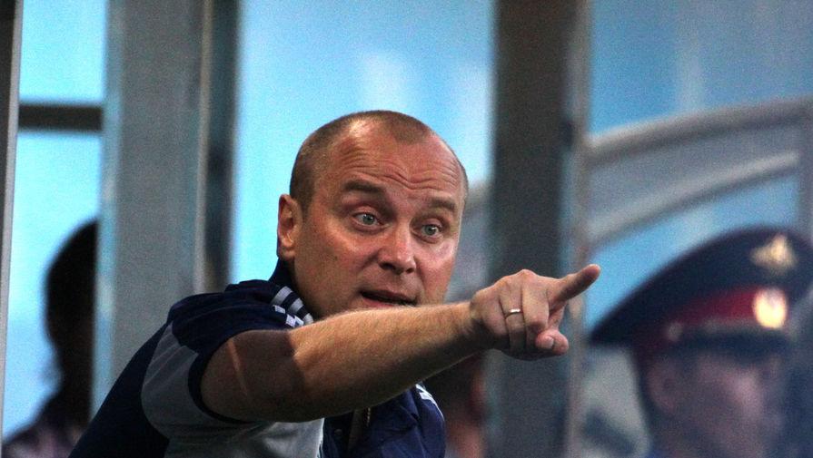 В 'Роторе' рассказали, почему выбрали Хохлова главным тренером
