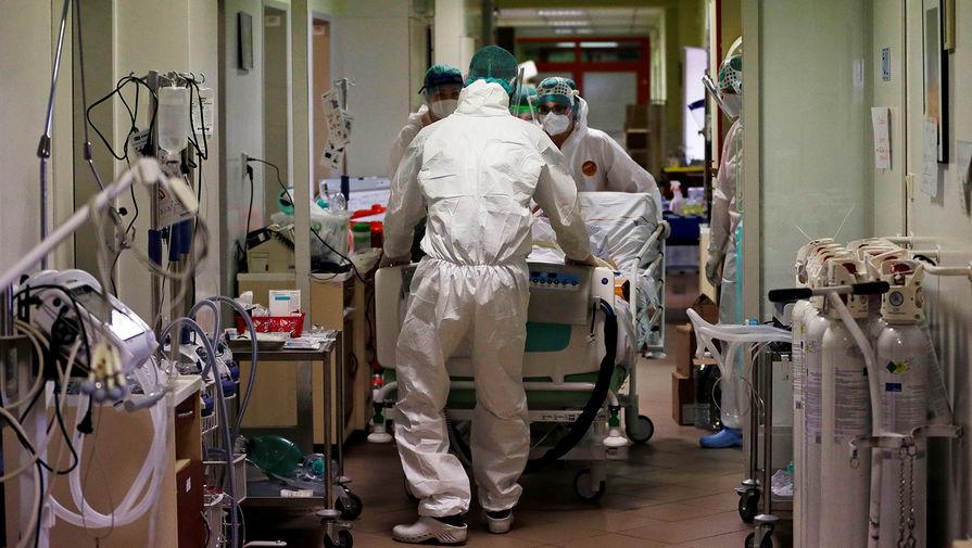 В России выявили еще 9 299 случаев коронавируса