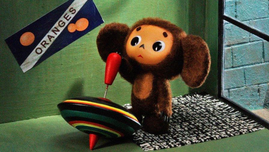 'Союзмультфильм' пытается вернуть права на использование образа Чебурашки