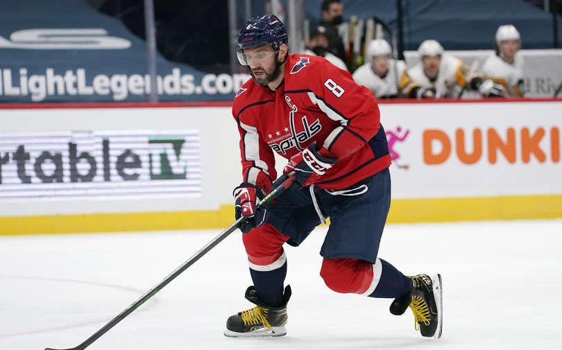 Только Гретцки быстрее Овечкина достиг 717 голов в НХЛ