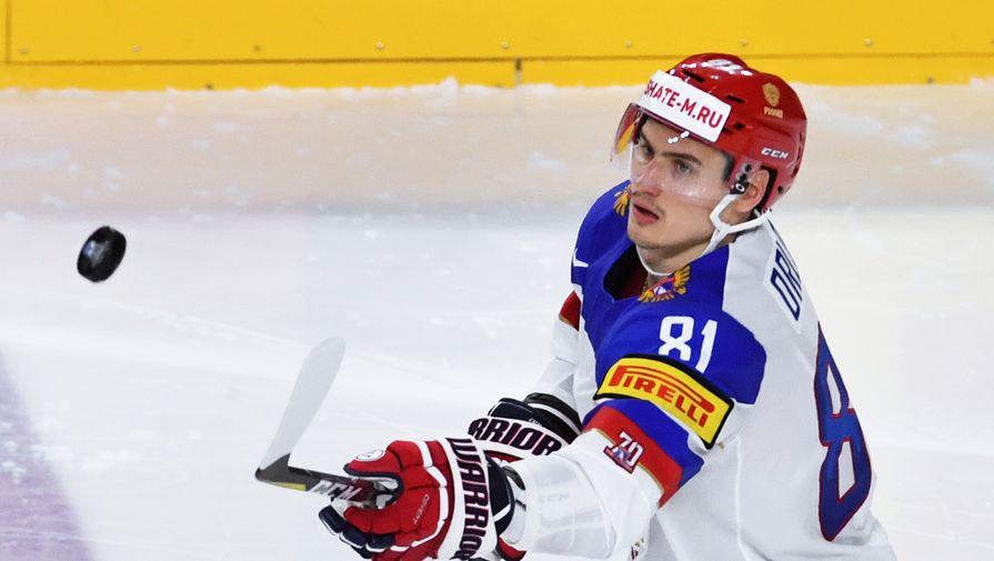 Игрок сборной России Орлов - о вылете с ЧМ: я считаю это провалом