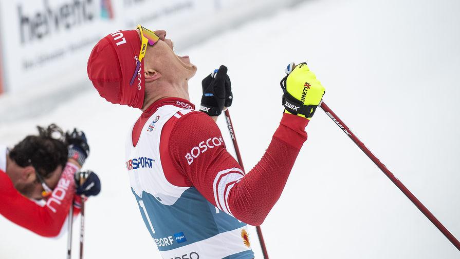 Лыжник Большунов рассказал о планах на олимпийский сезон