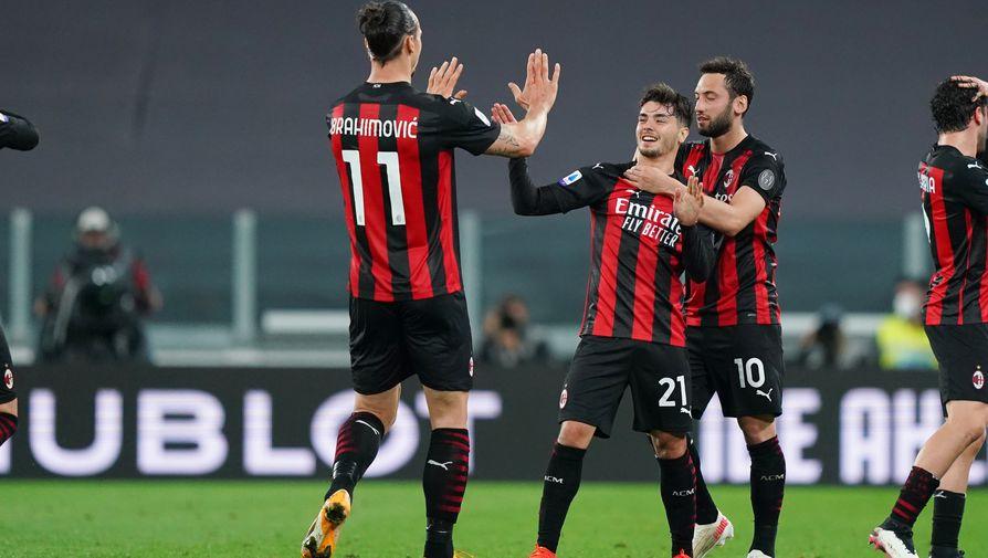 Наставник 'Милана' высказался о волевой победе над 'Ювентусом'
