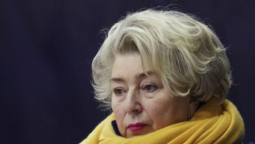Жулин отреагировал на критику в адрес Тарасовой