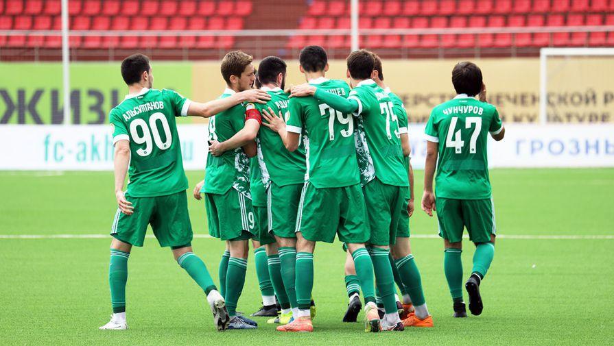 Гендиректор 'Ахмата' пообещал наказать участвовавших в потасовке игроков