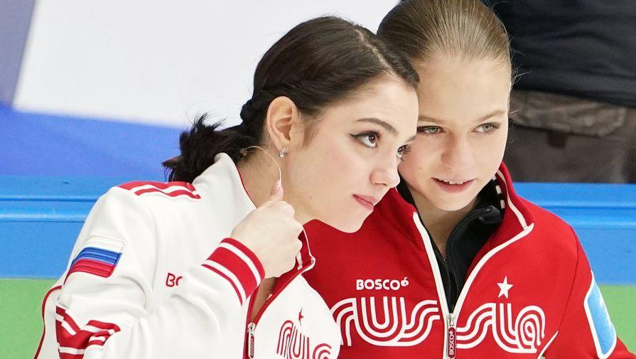 Фигуристка Медведева поделилась планами на сезон