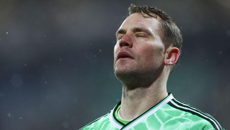Вратарь 'Баварии' Нойер прокомментировал вылет команды из Лиги чемпионов