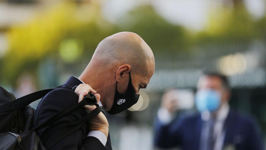 Главный тренер 'Реала' Зидан может покинуть команду летом