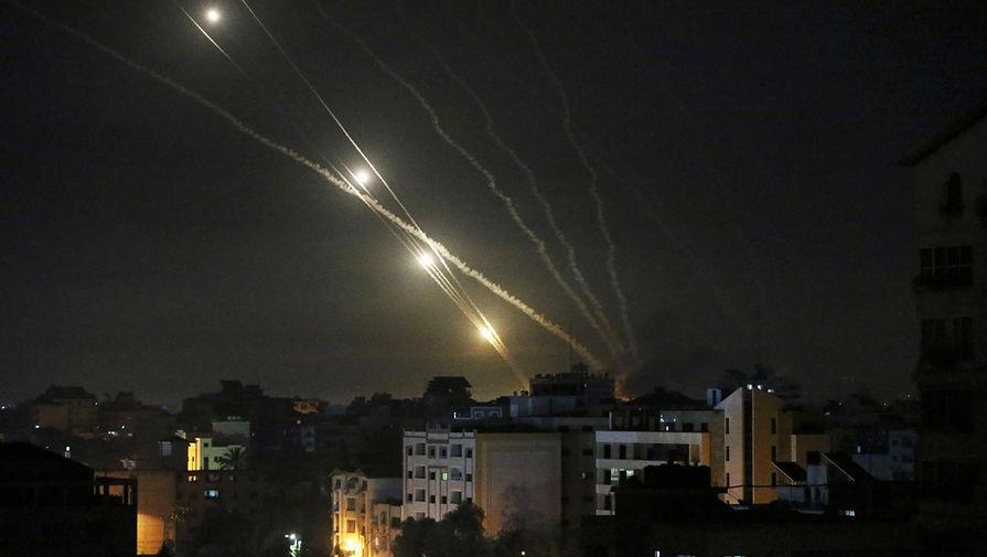 Более тысячи ракет выпустили по Израилю из сектора Газа с начала обстрелов