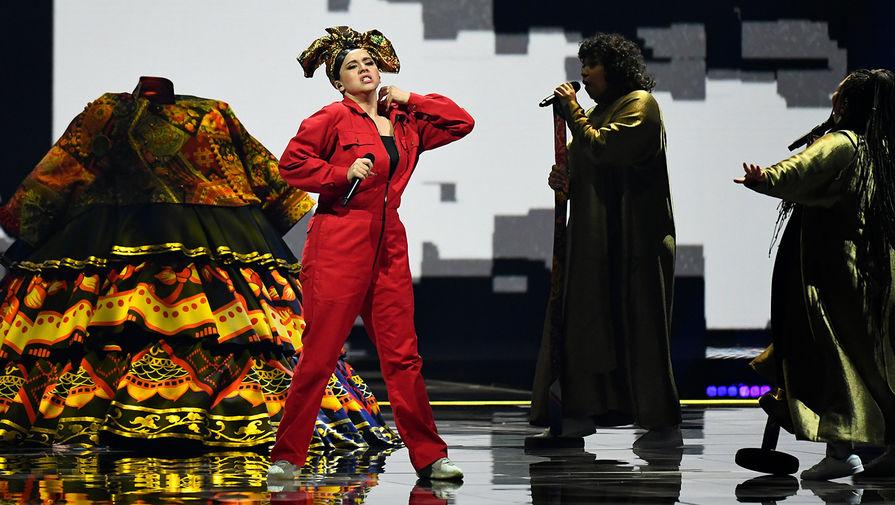 Манижа опустилась в букмекерском рейтинге после второго полуфинала 'Евровидения'