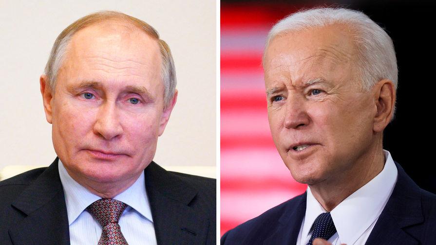 Песков рассказал, как идет подготовка к встрече Путина и Байдена
