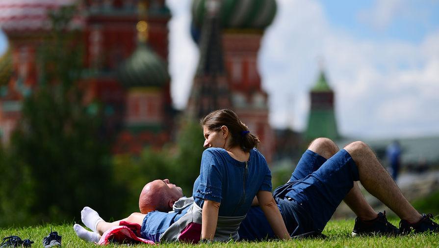 В Москве во вторник ожидается до +27°С