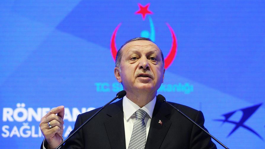 Эрдоган проклял федерального канцлера Австрии