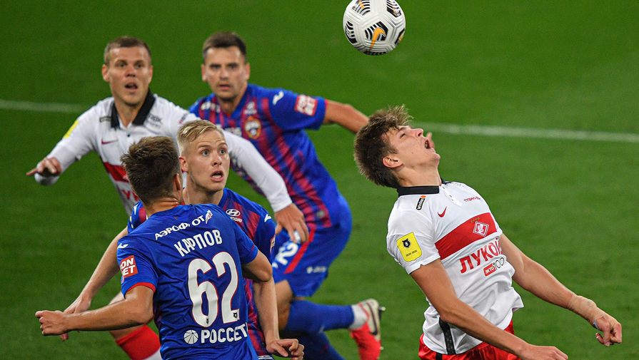 ЦСКА проигронировал жалобы Кучаева на боль перед игрой с 'Зенитом'