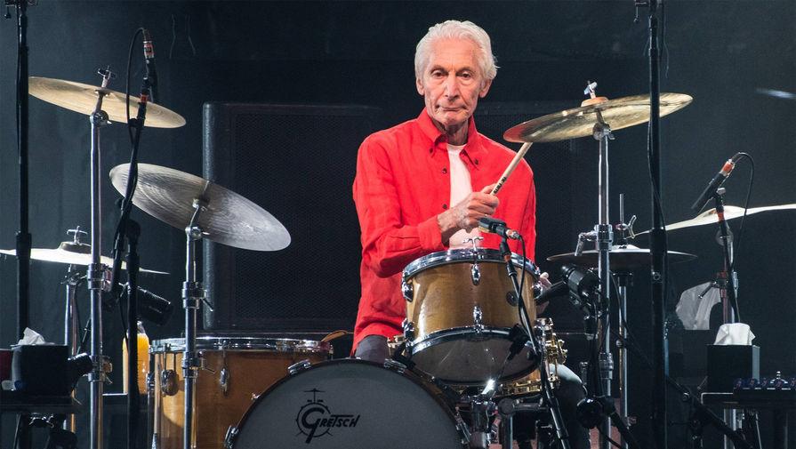 Барабанщик Rolling Stones не поедет на гастроли из-за срочной операции