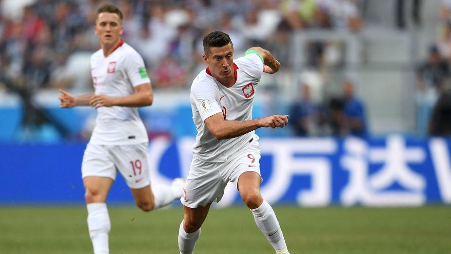 Роберт Левандовски выбыл на четыре недели и пропустит оба матча с 'ПСЖ'