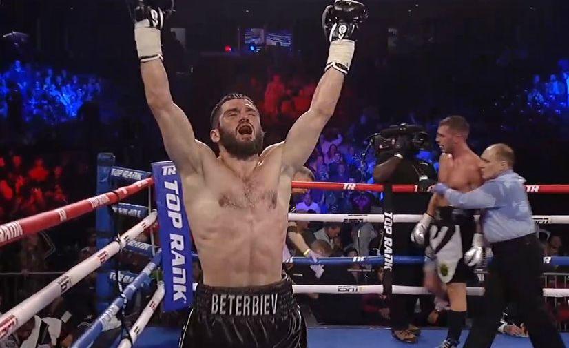 Победивший Власова Смит может провести следующий бой с Бетербиевым