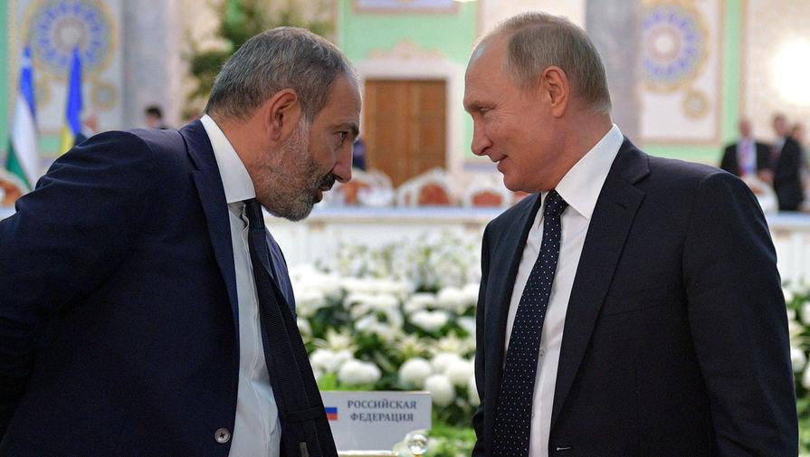 Экс-президент Армении упрекнул Пашиняна в неуважении к Путину