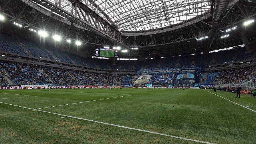 Арена 'Зенита' установила рекорд Европы в сезоне-2020/21