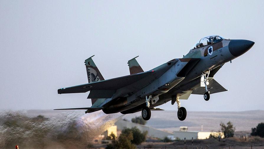 Израиль нанес авиаудары по ХАМАС в секторе Газа