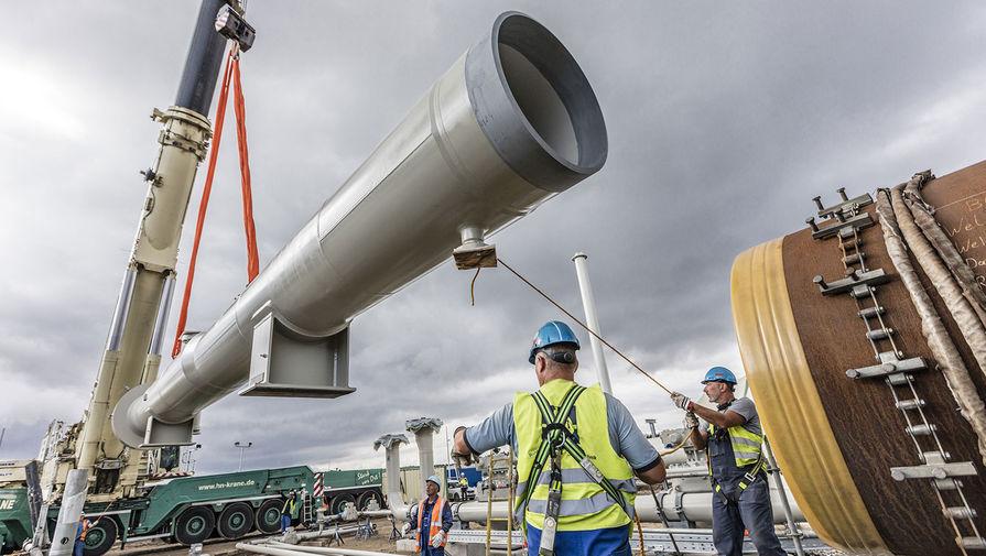 Германия отказалась прекращать строительство 'Северного потока — 2' для давления на Россию