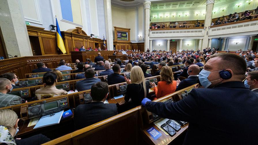 Депутат Рады заявил, что Киев оглядывается на США в переговорах с Россией