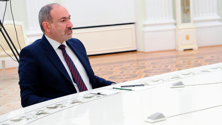 Пашинян назвал условие досрочных парламентских выборов