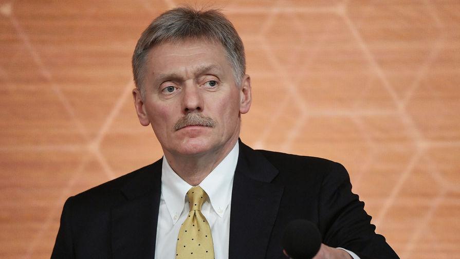 В Кремле прокомментировали проверку ЕМА вакцины 'Спутник V'
