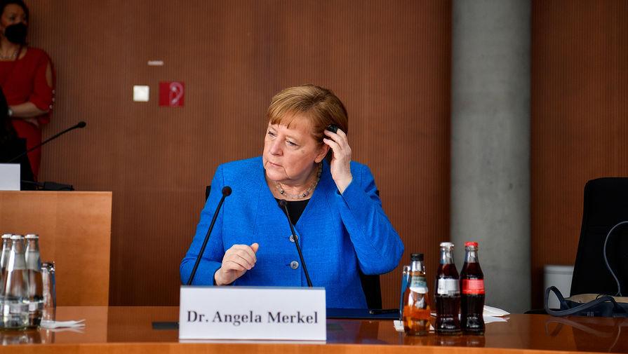 Меркель: ФРГ и США 'на правильном пути' по вопросу 'Северного потока - 2'