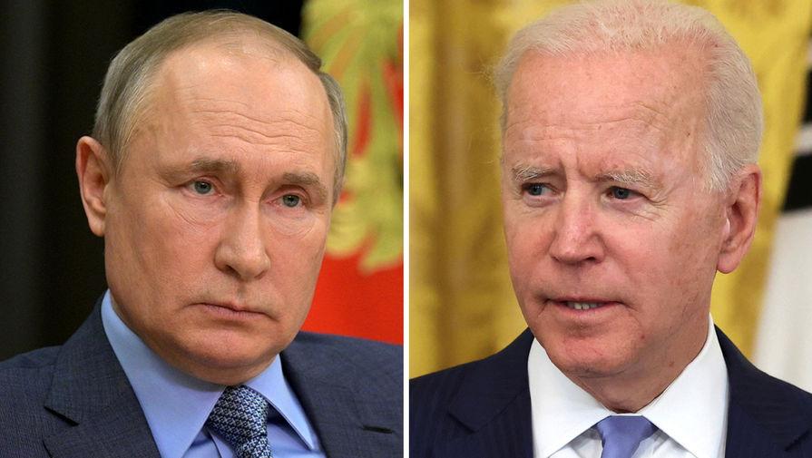 Джонсон заявил, что Байден может выбрать 'жесткий подход' на саммите с Путиным