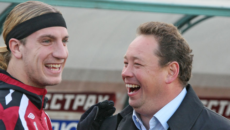 Главный тренер 'Рубина' Слуцкий: молодцы, что не бросили весла