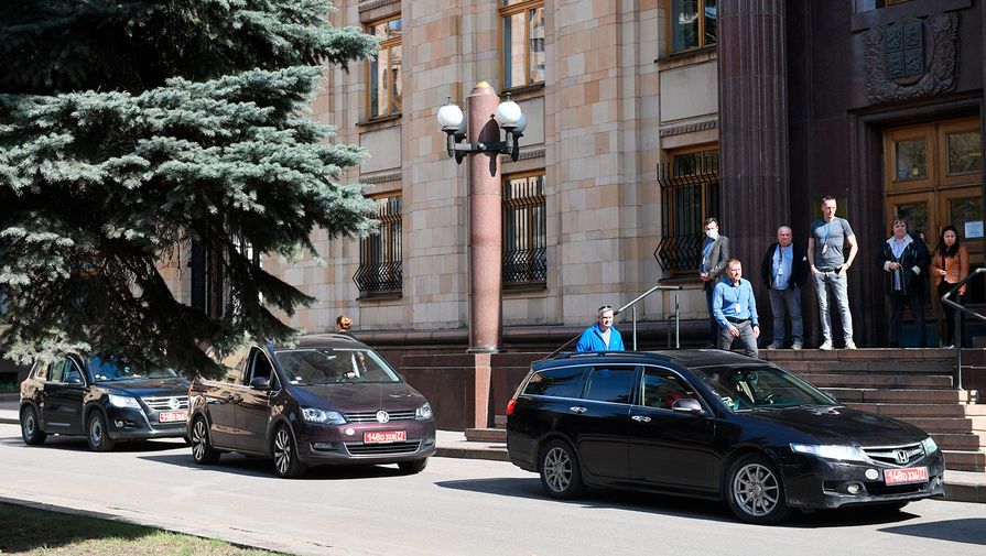 МИД России раскрыл детали высылки чешских дипломатов
