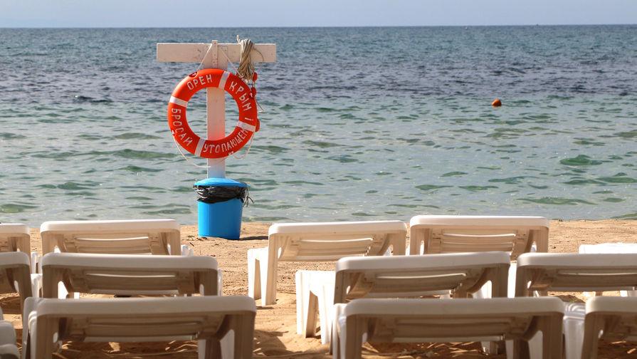 Роспотребнадзор предписал закрыть пляжи в пострадавших районах Крыма
