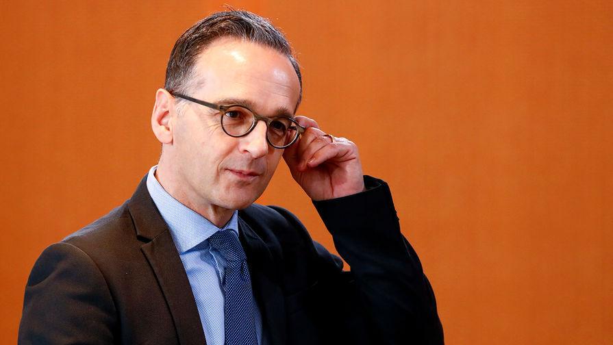 Глава МИД Германии призвал поддерживать диалог с Россией по теме Белоруссии