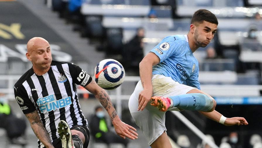'Манчестер Сити' обыграл 'Ньюкасл' в эпичном матче, в котором было забито семь голов