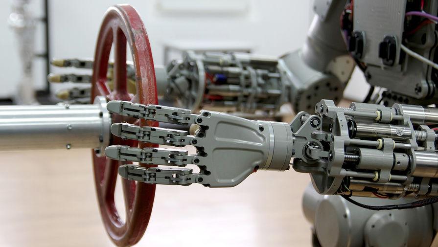 В России представили робота-манипулятора для работы в космосе