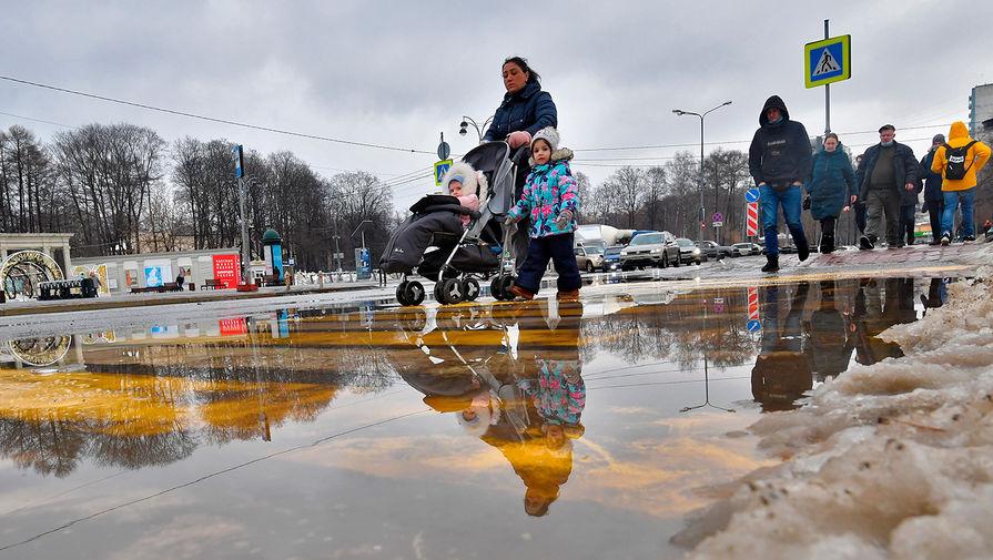 Синоптик предупредил о наступлении синоптического сезона весны в России