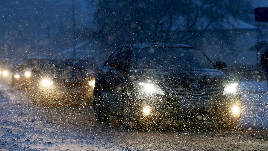 В Москве пробки достигли 9 баллов