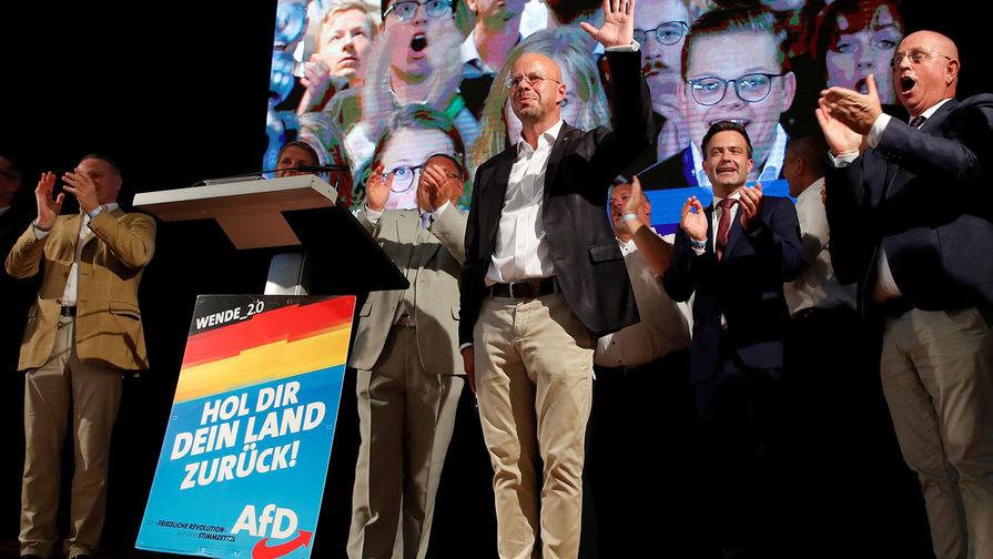 Лидер германской партии призвал ЕС немедленно снять санкции с России