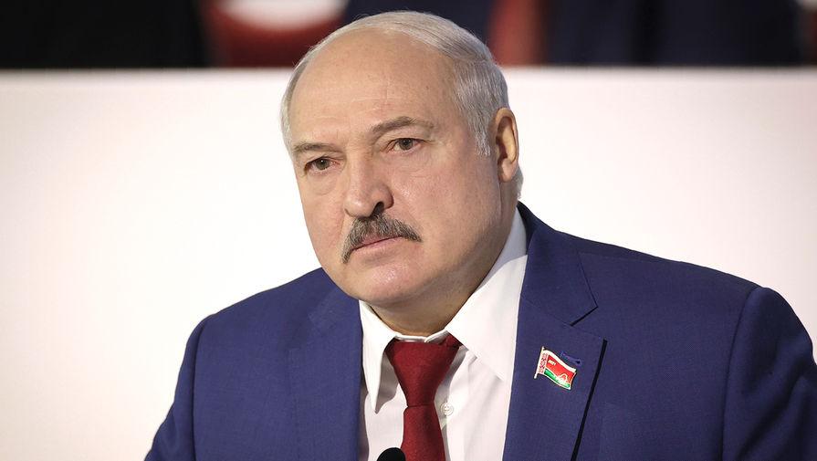 Лукашенко: враги Белоруссии перешли к этапу удушения